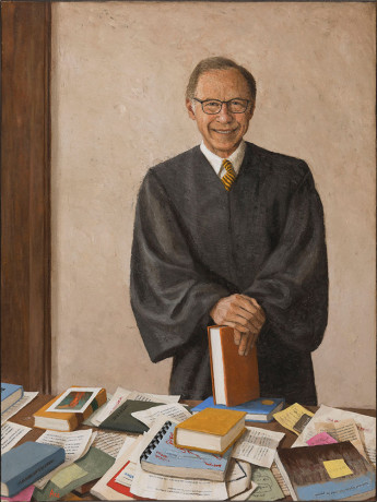 Oregon Supreme Court Justice Thomas Balmer