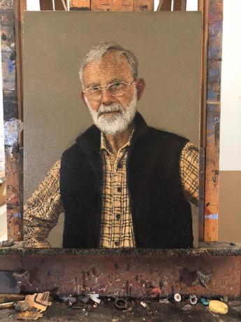 Portrait, Steve McCarthy